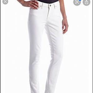 Calvin Klein White Ultimate Skinny Jeans 28x32
